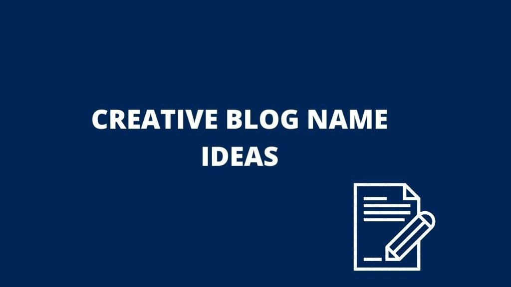 List of lifestyle blog name ideas
