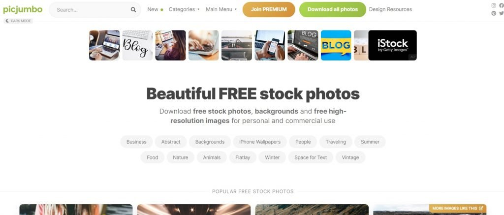 Beautiful free stock images - picjumbo