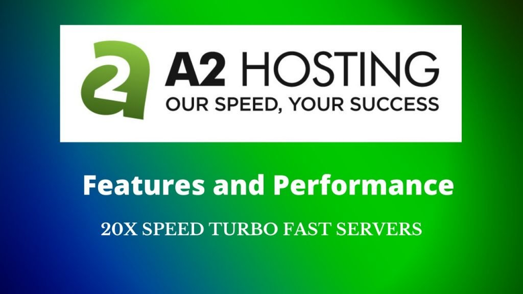 A2 Hosting review, features and performance