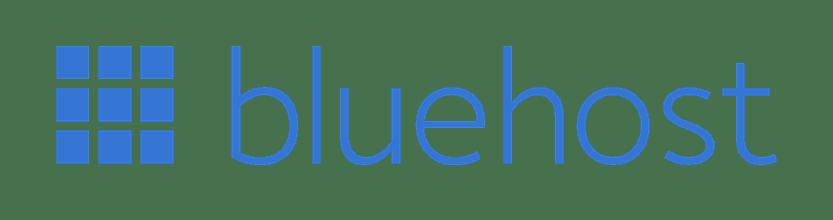 Bluehost Web hosting Logo