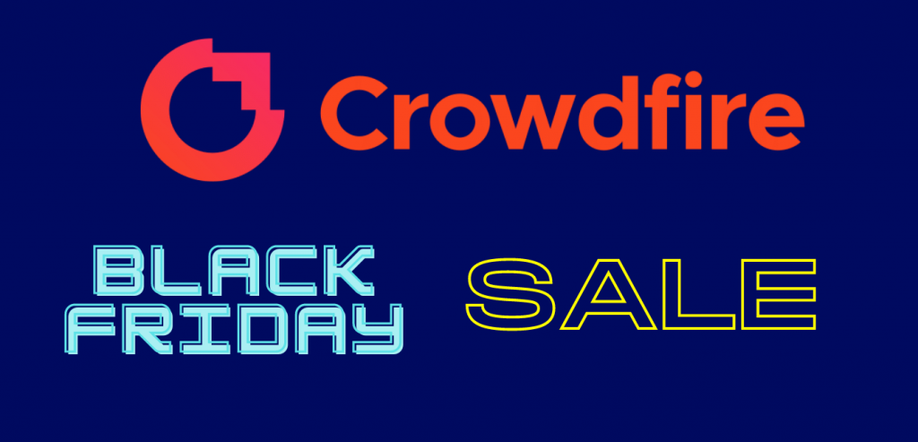 Crowdfire Black friday deals