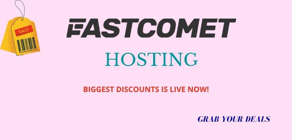 FastComet Discounts and deals