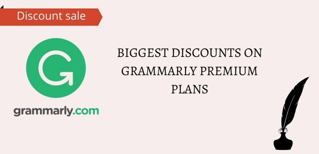 Grammarly discounts for students and writers
