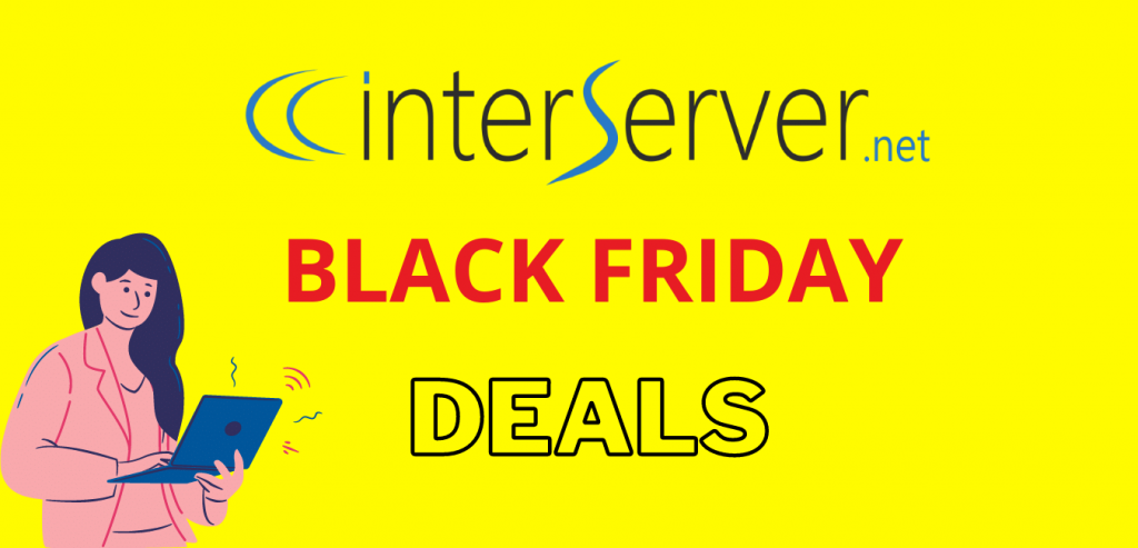 Interserver Black Friday discounts