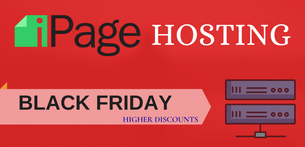 IPage Black Friday and Cyber Monday deals