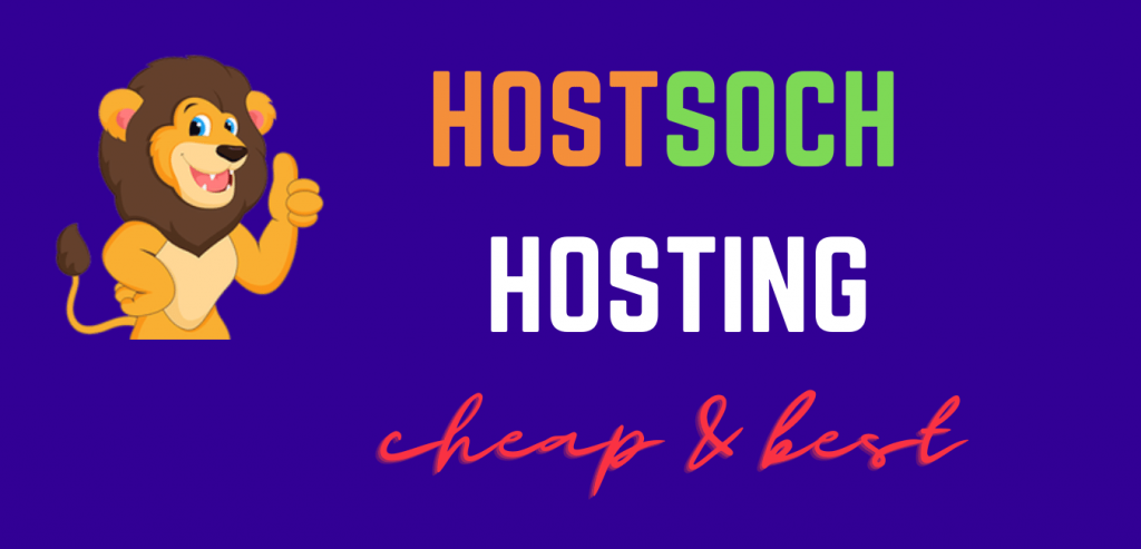 Hostsoch Hosting Review and Features compared