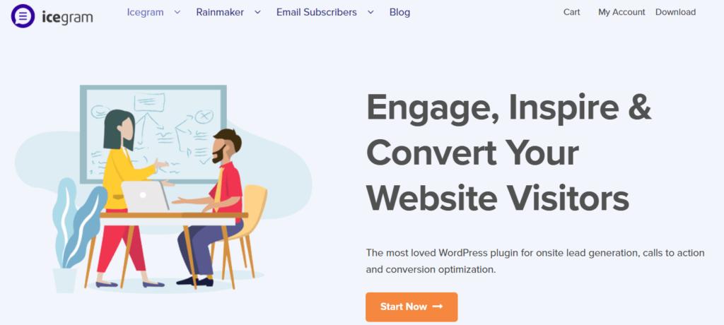 Icegram - Popup plugin for WordPress