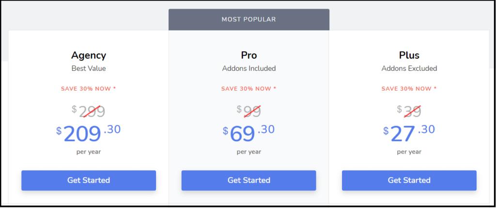 Social Snap discounts